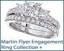 Martin Flyer Engagement Ring Collection