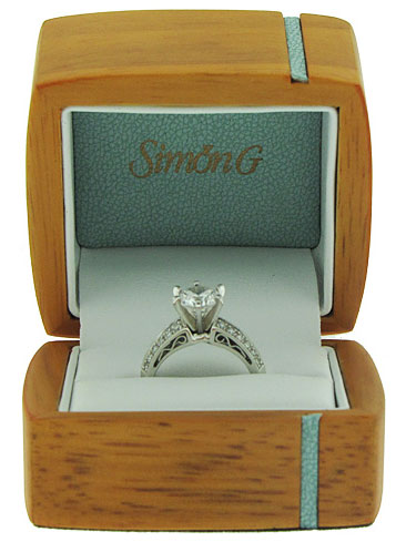 Official Simon G Ring Box