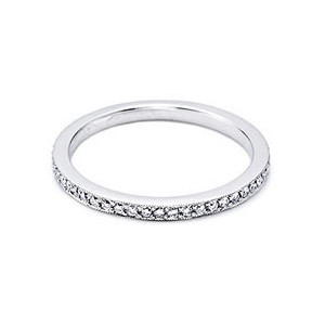 Tacori Pave Diamond Wedding Ring #T 2523