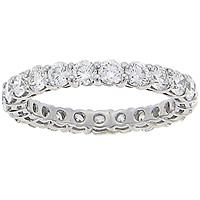 Round Brilliant Diamond Eternity Ring