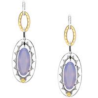 Tacori Chalcedony Drop Earrings