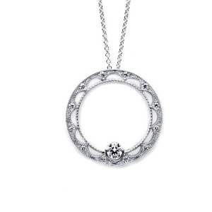 "Tacori ""Birth of Your Child"" pendant"