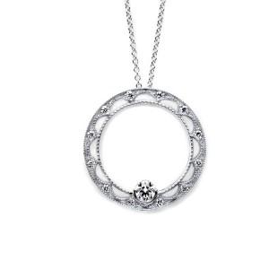 "Tacori ""Birth of Your Child"" pendant"
