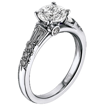 scott kay engagement ring m1077bdrd - Scott Kay Wedding Rings