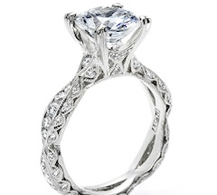 Tacori 2578rd Engagement Ring