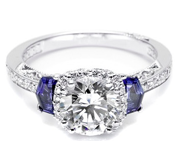 Carey Mulligans Engagement Ring Close Up