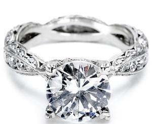 Tacori Engagement Ring 2578RD