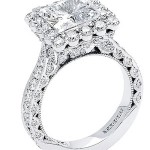 Tacori Diamond Ring HT2605PR