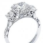 Tacori Engagement Ring 542CU