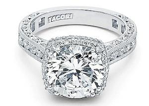 Tacori Engagement Ring HT2607RD