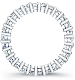 Round Brilliant Cut Diamond Eternity Ring Etrbc