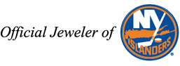 Official Jewelers of the NY Islanders