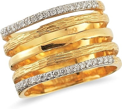 yellow smith skinny band stack stacking ring top products thin g gold bands view