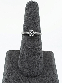 .40ct Round Brilliant Cut GIA G/VS1 Tacori Diamond Engagement Ring