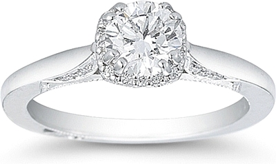 ... White Gold Diamond Engagement Ring. (0 Reviews) Write A Review. VIEW  PHOTOS