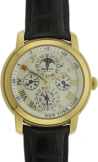 Audemars Piguet -  Jules Audemars - Equation of Time - Perpetual Calendar