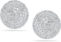 Dana Rebecca 'Carly Michelle' Diamond Earrings