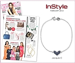 Jacquie C as featured in InStyle!