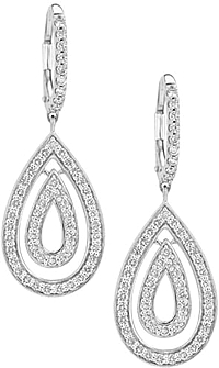Dana Rebecca 'Jessica Leigh' Diamond Drop Earrings