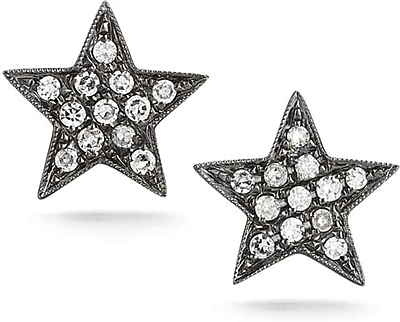 Dana Rebecca Julianne Himiko Diamond Star Earrings Dr E800