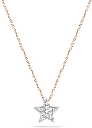 Dana rebecca julianne himiko diamond star necklace dr n180 view photos mozeypictures Image collections