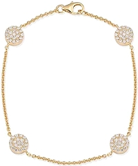Dana Rebecca 'Lauren Joy' Diamond Bracelet