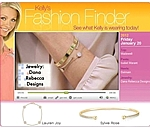 Lauren Joy bracelet as featured on Kelly's Fashion Finder!