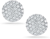 Dana Rebecca 'Lauren Joy' Extra Large Diamond Earrings