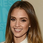 Lauren Joy Medium Earrings as seen on Jessica Alba!