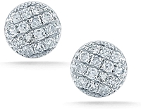 Dana Rebecca 'Lauren Joy' Mini Diamond Earrings