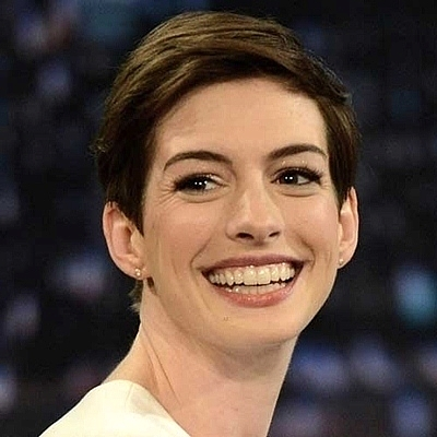 Lauren Joy As Seen On Anne Hathaway