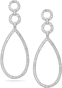 Dana Rebecca 'Shonna Drew' Diamond Earrings