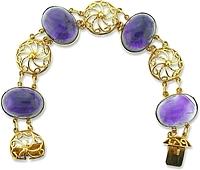 Dana Rebecca Diamond Initial Cuff Bracelet Dr B267