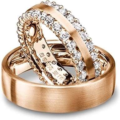 rose ring size band gold natural diamond rings with dp mens solitaire ctw bands wedding luxurman diamonds