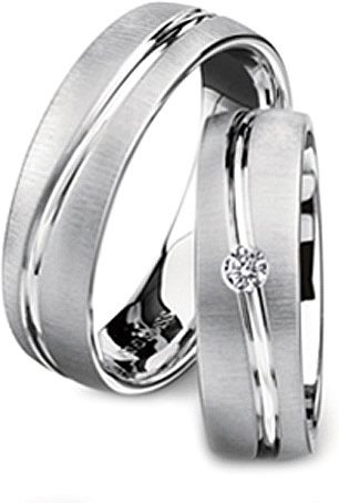Furrer Jacot Magiques Mens Wedding Band 712748000