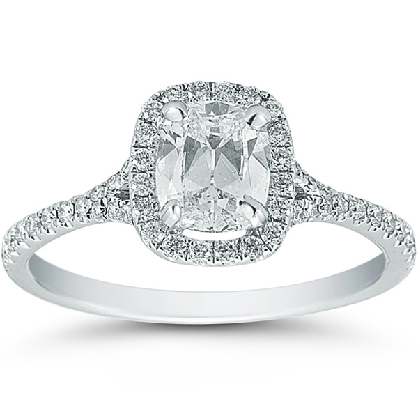 Cushion Cut Diamond Cushion Cut Diamond Settings