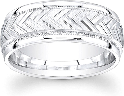 band store etched rings b wedding platinum engraved