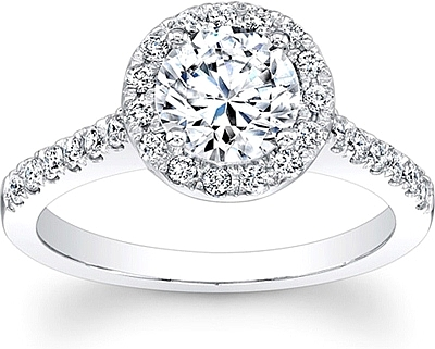 waverly diamond round ring brilliant engagement white rings earth gold