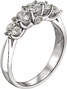 scott kay 5 stone diamond wedding band b1019rd