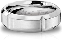 Scott Kay Cobalt Gents Wedding Band -7.0MM