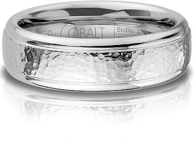 Scott Kay Cobalt Gents Wedding Band 7mm C3029H