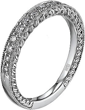 Scott Kay Pave Set Diamond Wedding Band 1216RD10