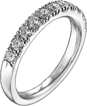 scott kay pave set diamond wedding band b1062rd - Scott Kay Wedding Rings