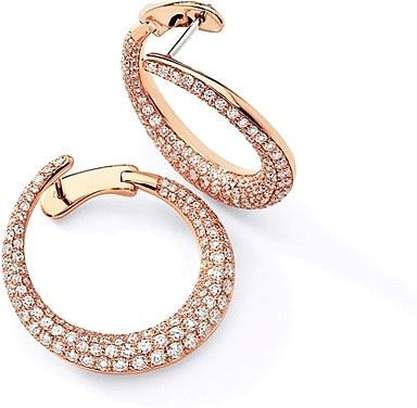 Earrings studs gold