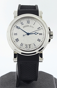 Stainless Steel Breguet Marine Big Date