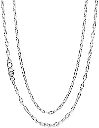 "Tacori 18K925 38"" Thin Chain"