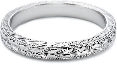 Tacori Hand Engraved Wedding Band 0 Reviews Write A Review View Photos