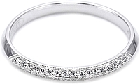 Tacori Pave Diamond Wedding Band