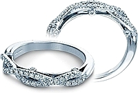 Verragio INS-7050W Wedding Ring