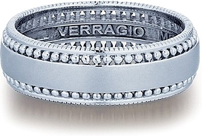 verragio mens wedding band mv 7010ml - Verragio Wedding Rings